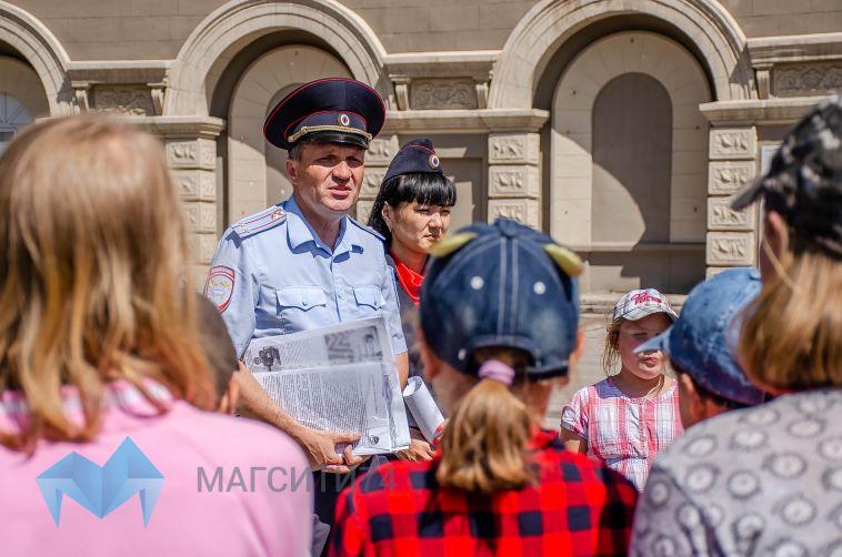 Инспекторы провели ликбез для школьников