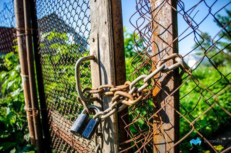 Воры украли заначку из садового домика