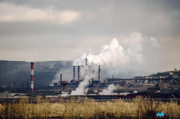 На магнитогорском комбинате вновь случился серьезный пожар