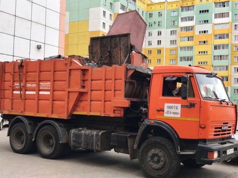 В Челябинской области появится единый стандарт контейнерных площадок