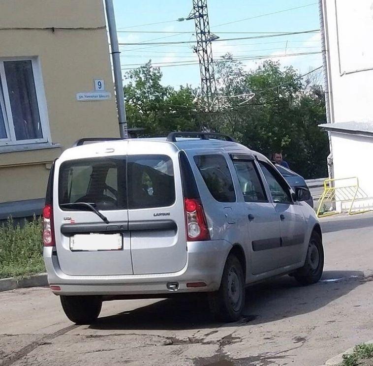 Педагога детского городского лагеря сбила машина
