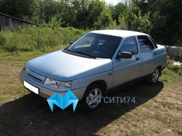 Молодой парень угнал автомобиль у жительницы Магнитогорска