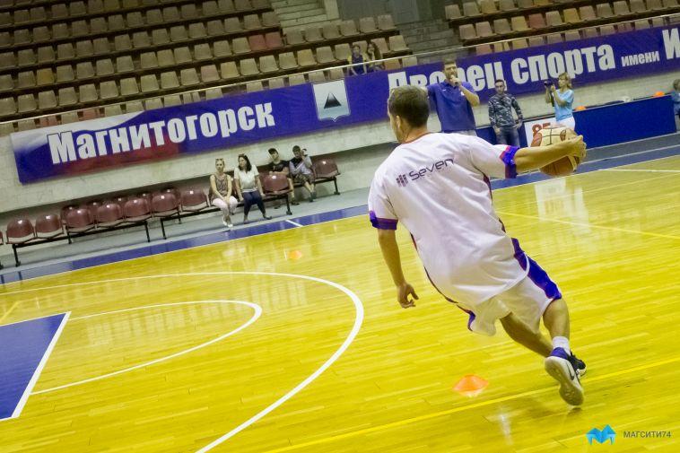 В составе баскетбольного «Динамо» три новичка