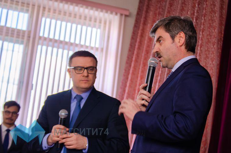 Евгений Редин получил место в областной федерации бокса
