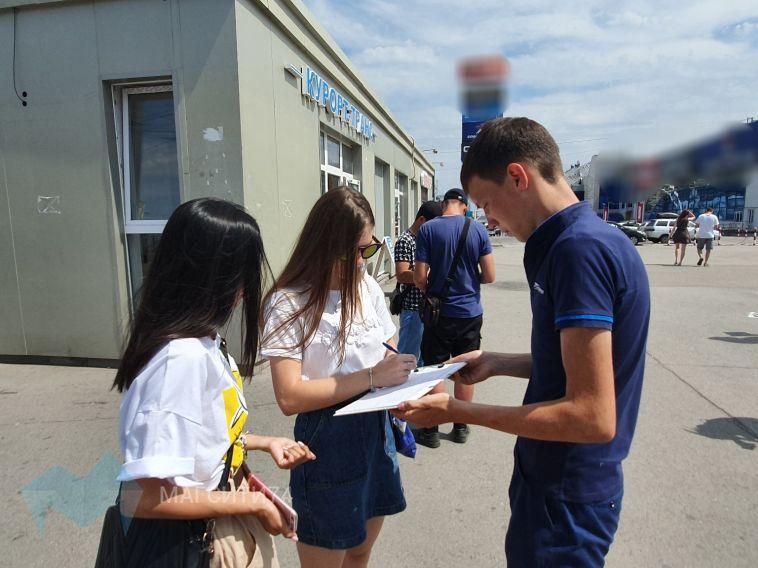 Магнитогорские активисты продолжают собирать подписи за создание хосписа