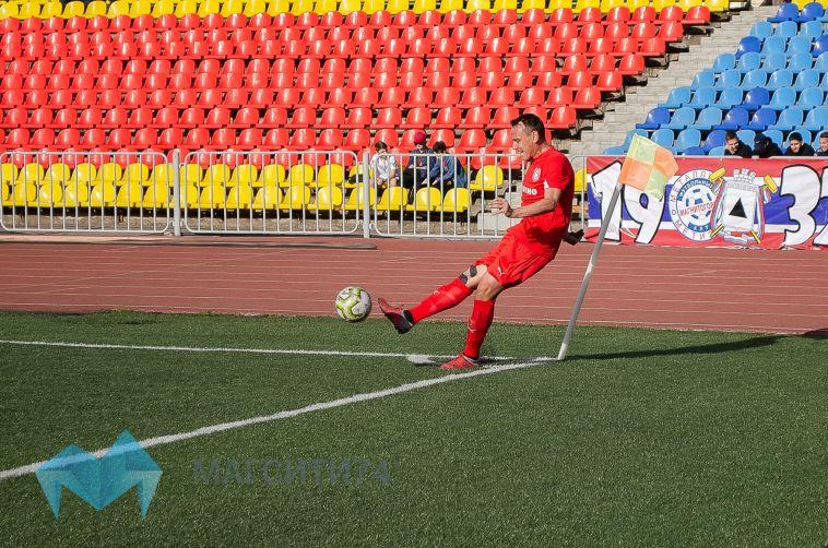 Выездное турне магнитогорских футболистов продолжится матчем в Перми