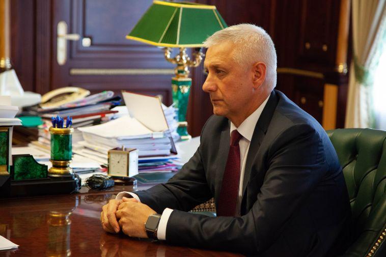 Сергей Бердников стал заместителем губернатора Челябинской области