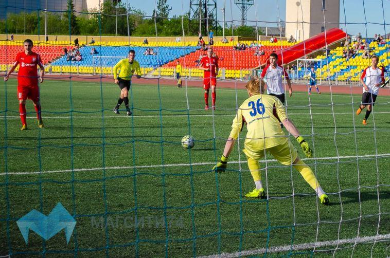 Выездное турне магнитогорских футболистов продолжится матчем против пермской «Академии»