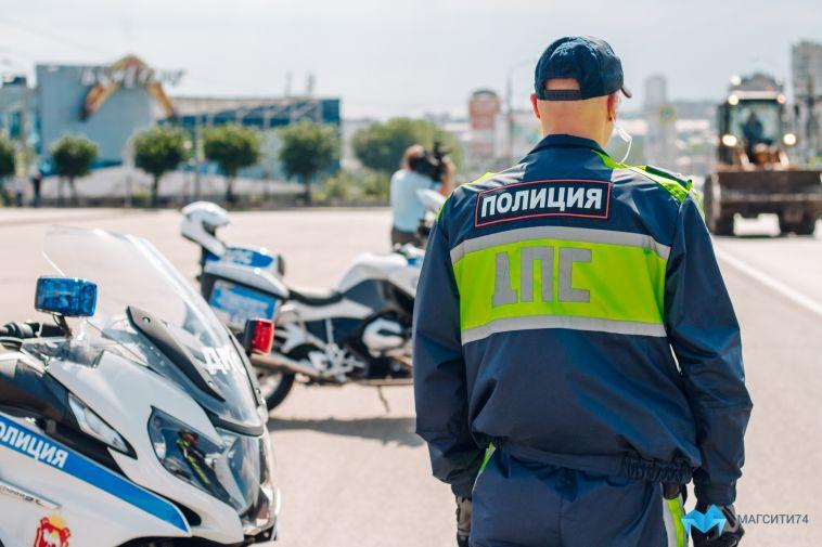 На минувших выходных задержали двух пьяных мотоциклистов