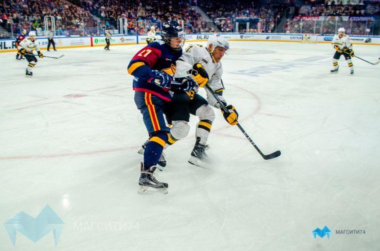 Три игрока из системы «Металлурга» вызваны в молодёжную сборную России по хоккею