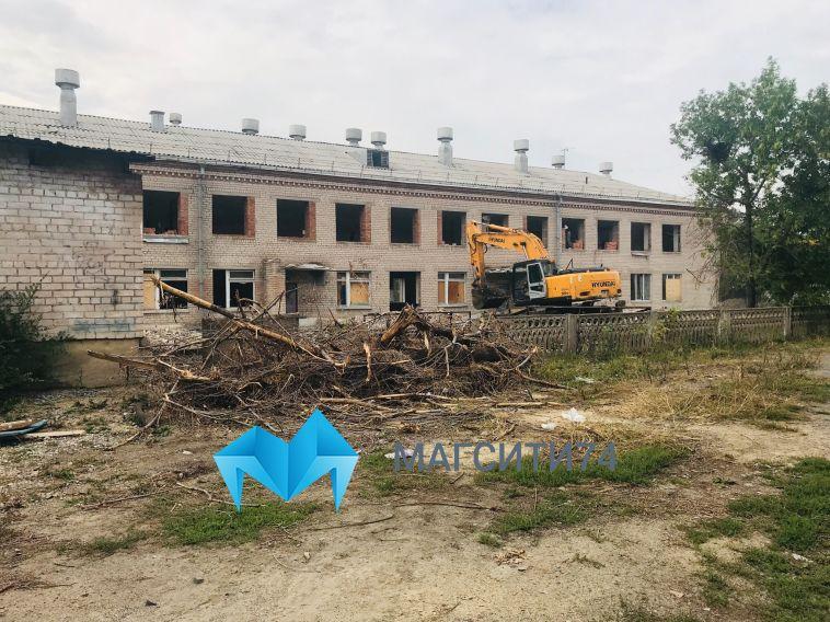 В Магнитогорске приступили к реконструкции детского сада