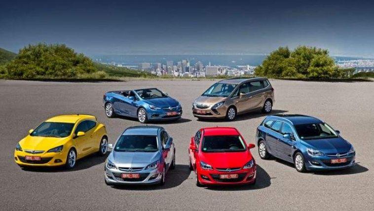 Автомобили Опель – доступное немецкое качество