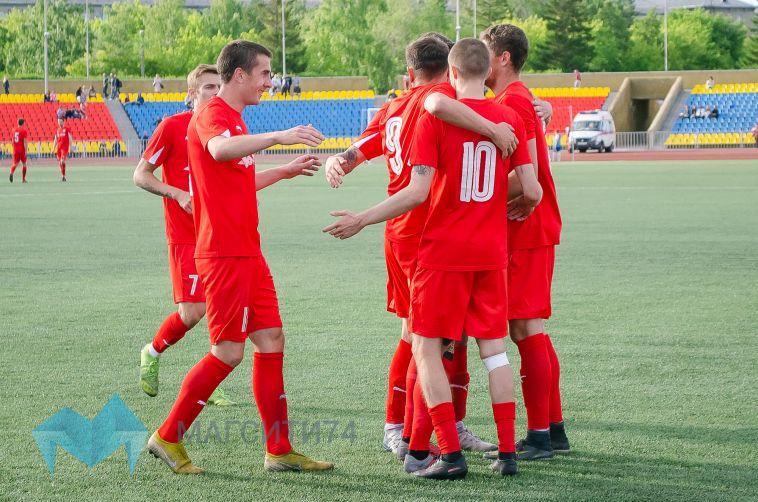 Магнитогорские футболисты вышли в финал межрегионального Кубка России