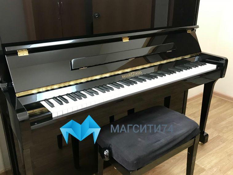 Магнитогорский центр «Камертон» получил новые фортепиано