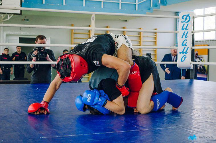 В Магнитогорске пройдёт отборочный турнир по смешанным единоборствам