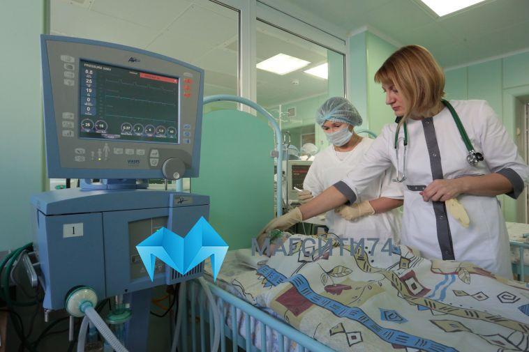 В Челябинской детской больнице провели уникальную операцию