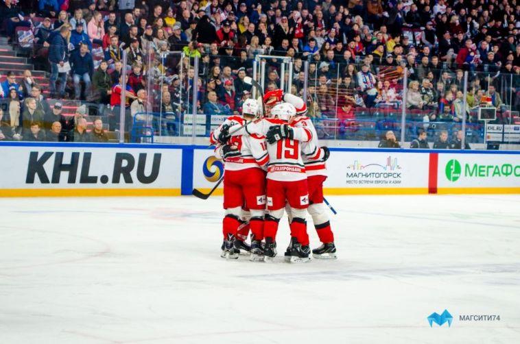 «Металлург» уступил в первой игре под руководством Ильи Воробьёва