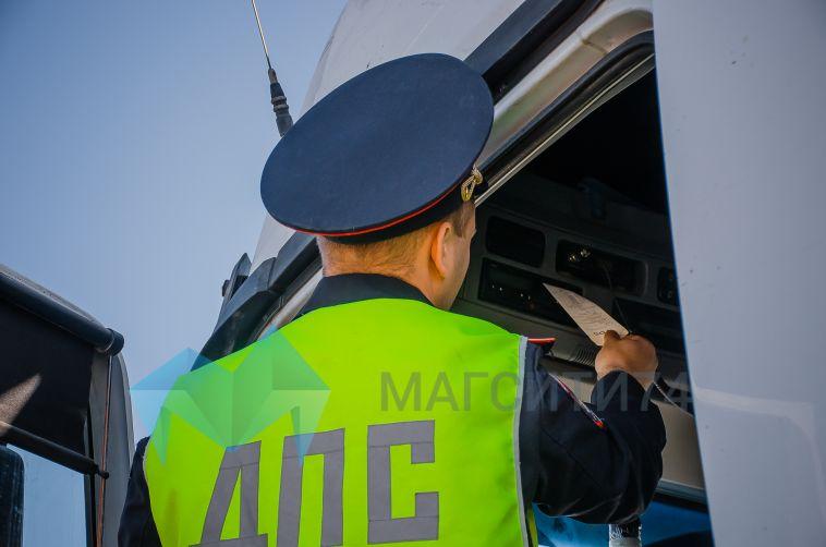 В Магнитогорске проверяют маршрутные такси и автобусы