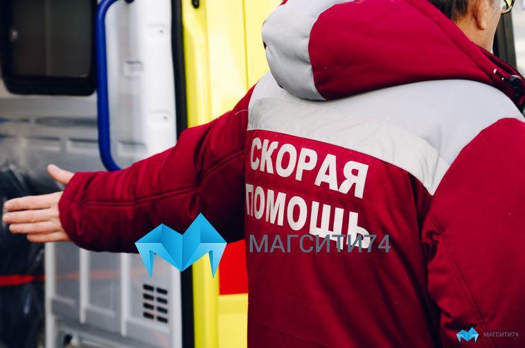 В Магнитогорске пенсионер загорелся во время использования газовой плиты