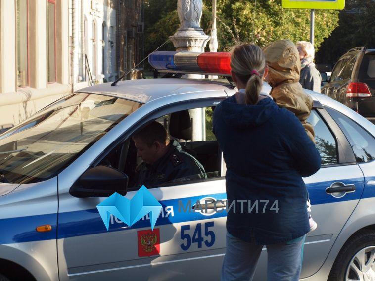 За два часа более двадцати водителей нарушили правила перевозки детей