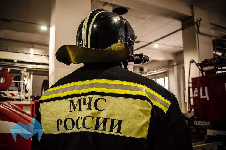 В Красноярске из-за хлопка в доме эвакуировали людей