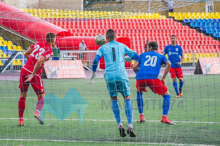 Все на футбол: «Металлург» проведёт ответный матч финала межрегионального Кубка России