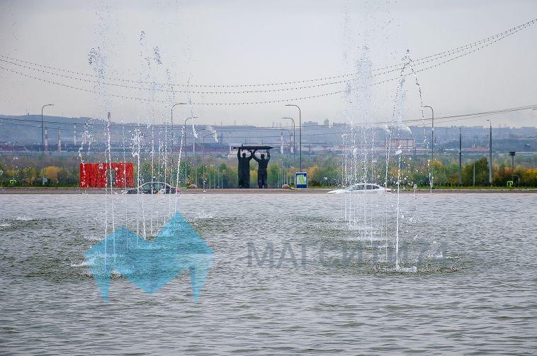 В Магнитогорске законсервируют 16 фонтанов до весны
