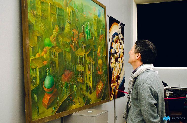 В Магнитогорской картинной галерее откроется новая выставка