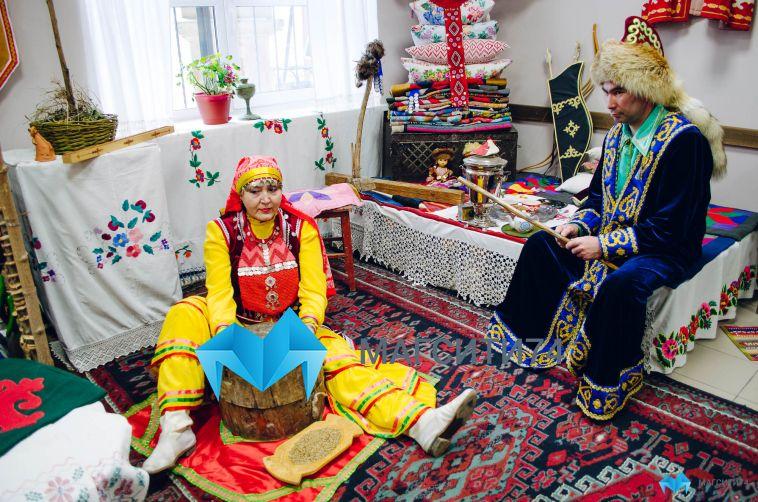 В Магнитогорске прошёл День башкирской литературы