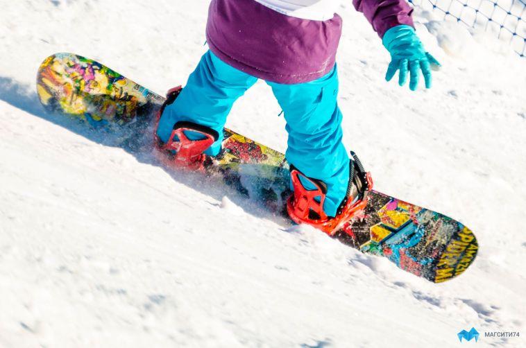 В Магнитогорске пройдет этап Кубка мира по сноуборду