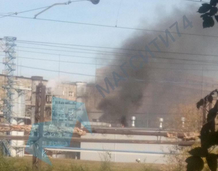«Взрывом выбило двери и окна»: рабочие сообщают о ЧП на комбинате