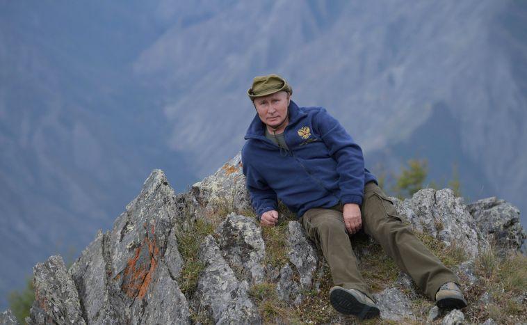 Сегодня Владимир Путин отмечает день рождения
