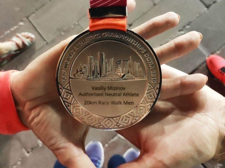 Магнитогорский легкоатлет завоевал «серебро» на чемпионате мира
