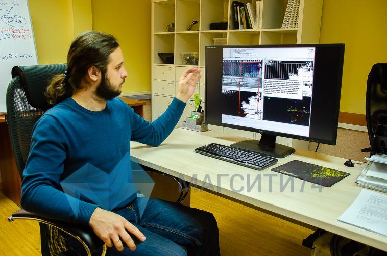 В МГТУ журналистам показали экзоскелет и машинное зрение