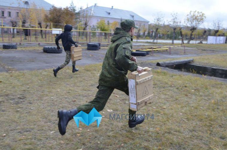 В Магнитогорске прошли «Игры специального назначения»