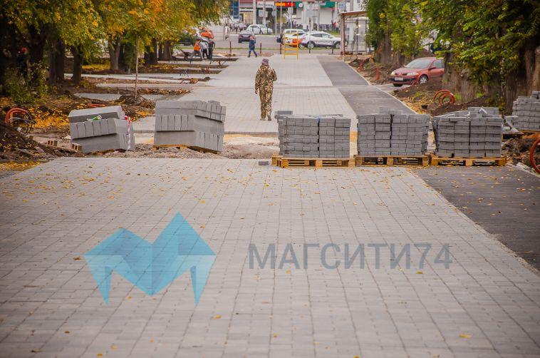 Плитка или асфальт: горожане выбрали покрытие для пешеходных дорожек в парках