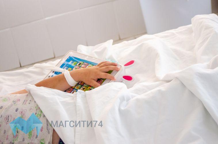 В Магнитогорске два ребенка попали в больницу из-за недосмотра взрослых