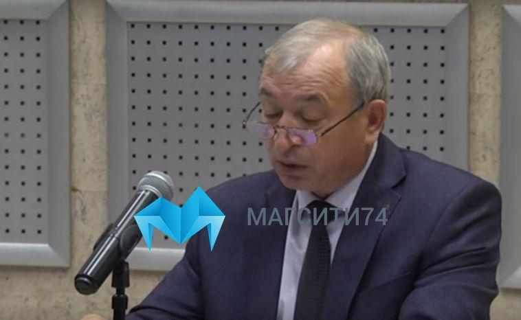 Еще один заместитель главы Магнитогорска покидает свой пост