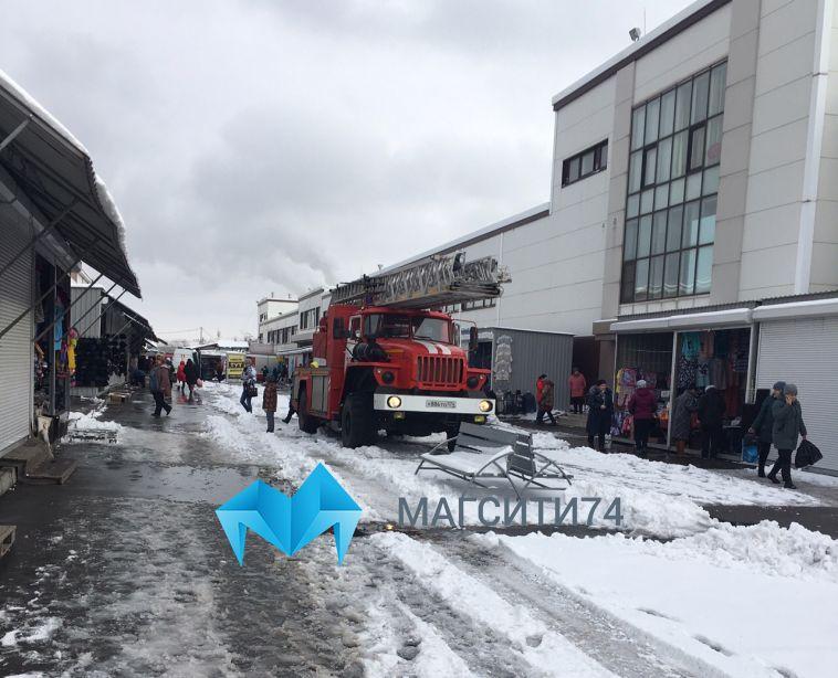 Посетителей ЦГЯ сегодня эвакуировали из-за учений по пожарной безопасности