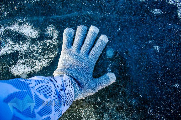 В Башкирии семилетний ребенок погиб, провалившись под лед