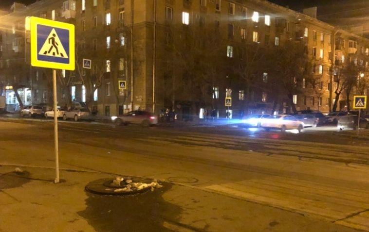 На пешеходном переходе водитель сбил женщину и уехал