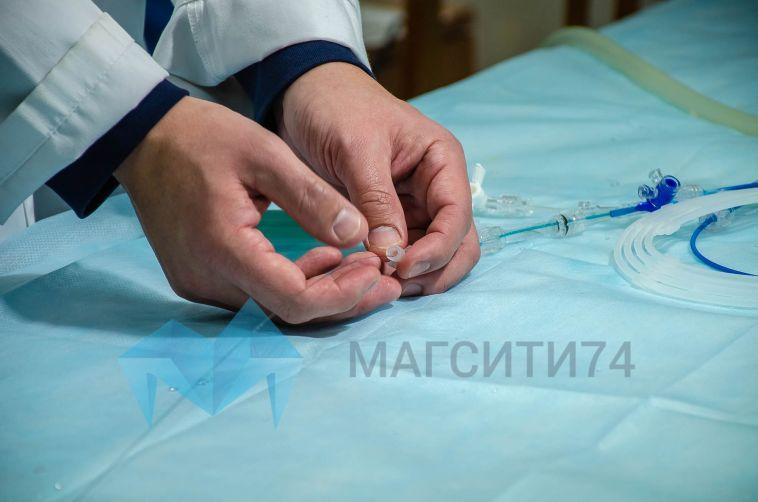 В Магнитогорске будут применять уникальный метод лечения ишемического инсульта
