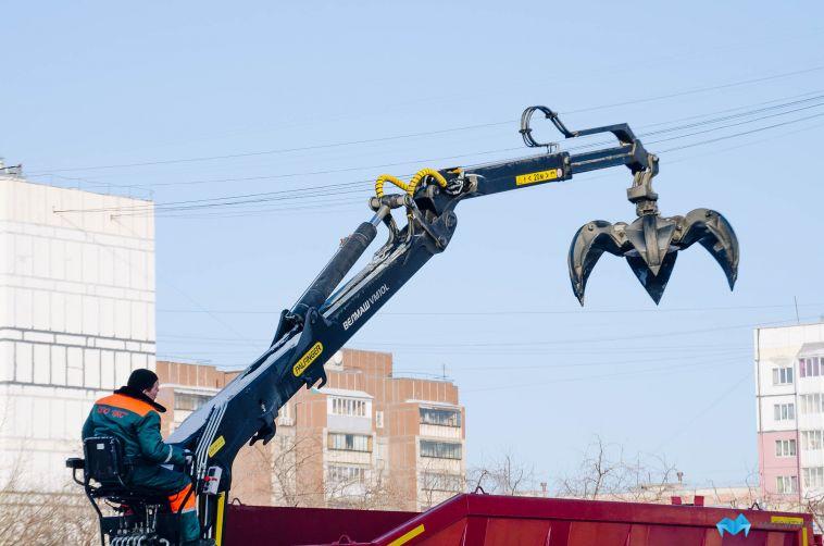 Челябинская область вшаге отмусорного коллапса
