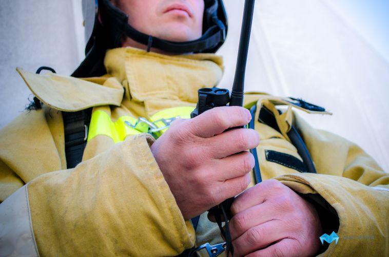 ВЧелябинской области при пожаре погибли два человека