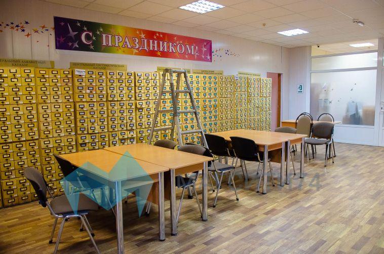 Центральная библиотека имени Бориса Ручьева выиграла грант в 10 миллионов рублей