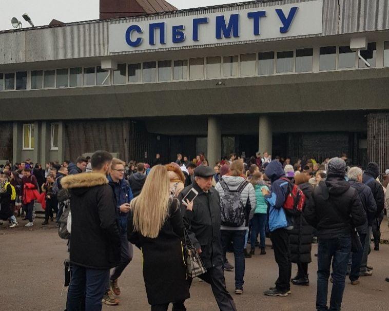 «Не повторяйте судьбу Магнитогорска»: в вузы Петербурга пришли сообщения о заложенных бомбах