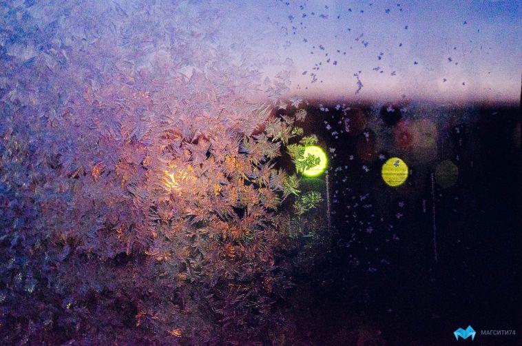В Магнитогорске ожидается сильный мороз