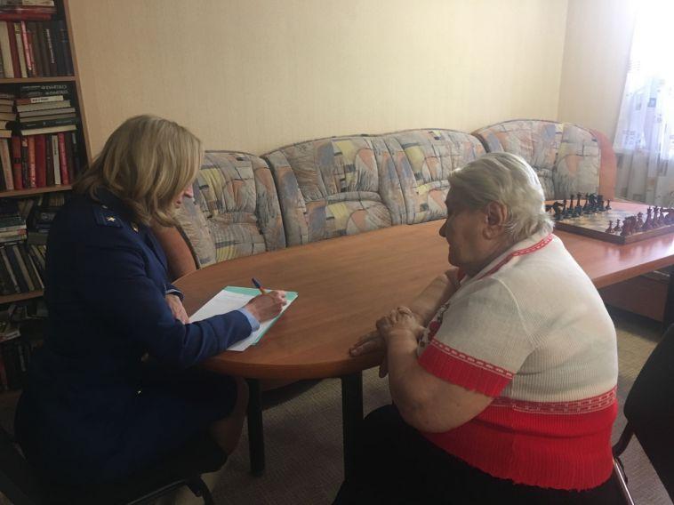В Магнитогорске проверяют частные  дома престарелых