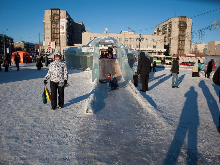 В Магнитогорске почти на три месяца перекроют дороги из-за новогодней кампании