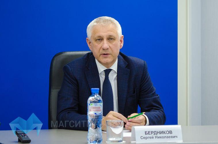 Сергей Бердников спустился на несколько позиций в рейтинге мэров